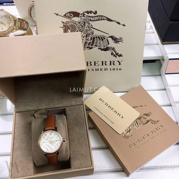 Đồng hồ Burberry nữ BU10101 32mm