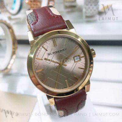 70f6b62f67c8 Đồng hồ Burberry nữ BU9111 34mm