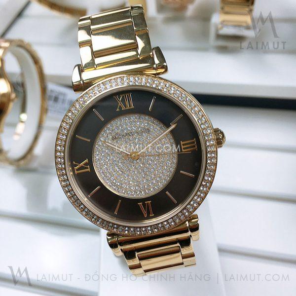 Đồng hồ Michael Kors Nữ MK3338 38mm