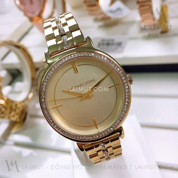 Đồng hồ Michael Kors Nữ MK3681 33mm