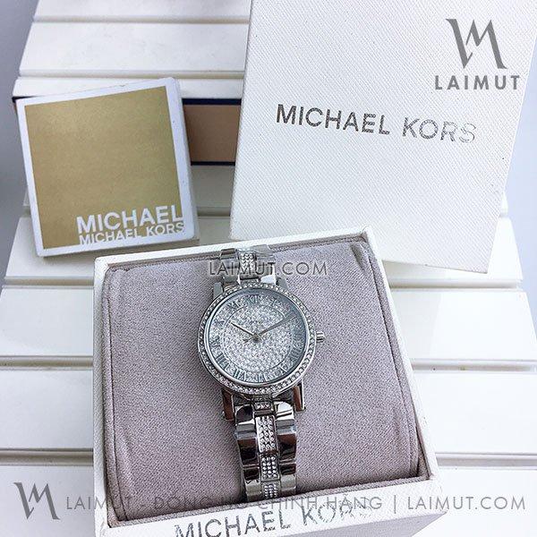 Đồng Hồ Michael Kors Nữ Chính Hãng MK3775 28mm
