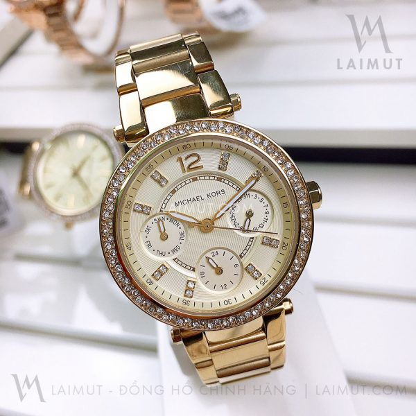 Đồng hồ Michael Kors Nữ MK6056 33mm
