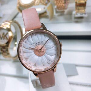 Đồng hồ Olivia Burton 3D Daisy OB15EG39 30mm