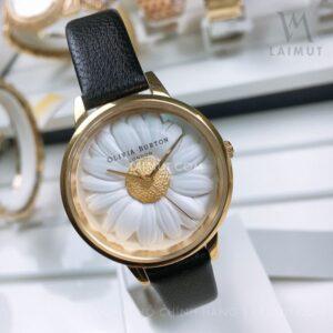Đồng hồ Olivia Burton Chính Hãng 3D Daisy OB16FS97 30mm