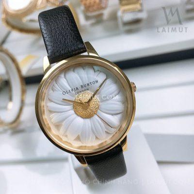 Đồng hồ Olivia Burton 3D Daisy OB16FS97 30mm