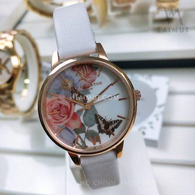 Đồng hồ Olivia Burton Enchanted Garden OB15FS68