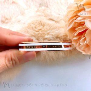 Vòng tay DW Classic Bracelet White S