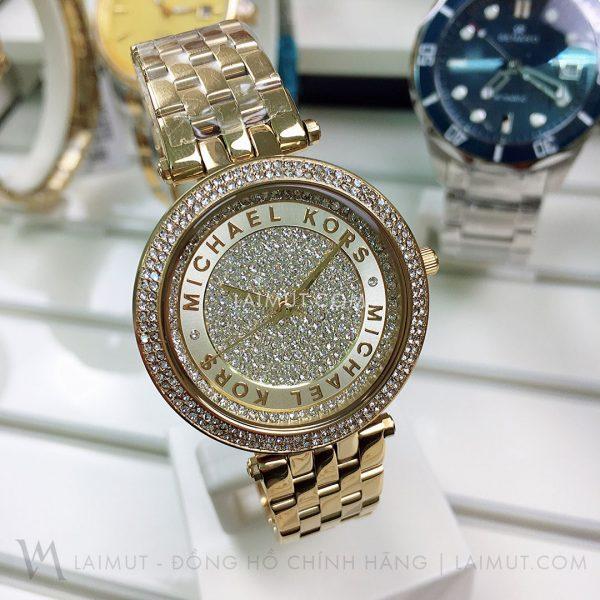 Đồng hồ Michael Kors Nữ MK3445 33mm