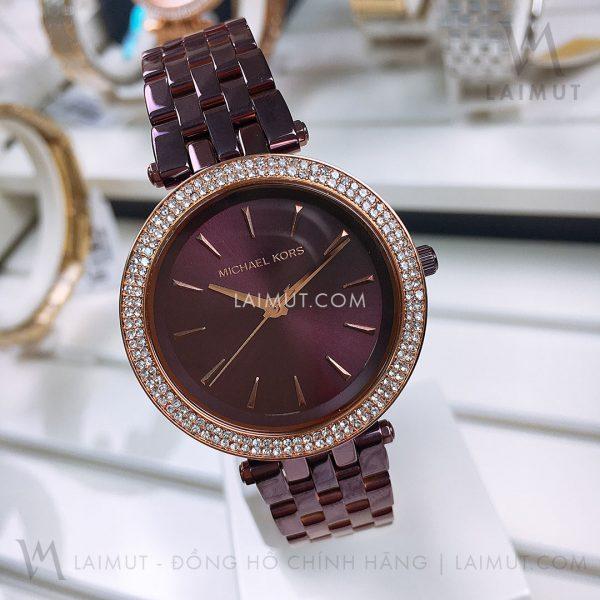 Đồng hồ Michael Kors Nữ MK3725 33mm