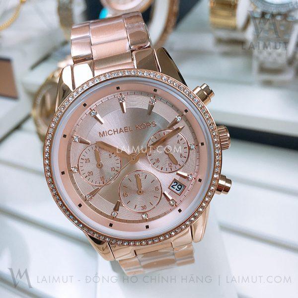 Đồng hồ Michael Kors Nữ MK6357 37mm