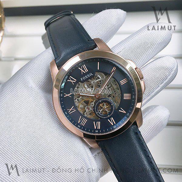 Đồng hồ cơ Fossil nam ME3054 44mm
