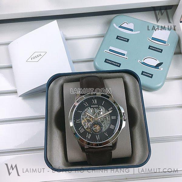 Đồng hồ cơ Fossil nam ME3095 45mm