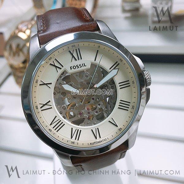 Đồng hồ cơ Fossil nam ME3099 45mm