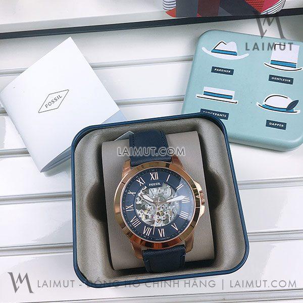 Đồng hồ cơ Fossil nam ME3102 45mm