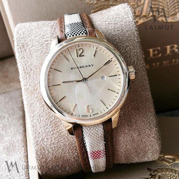 Đồng hồ Burberry nữ chính hãng BU10114 32mm