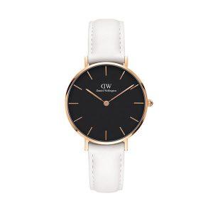 Đồng hồ DW nữ Classic Petite Bondi Black Rose Gold