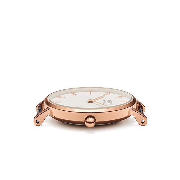 Đồng hồ DW nữ Classic Petite Bondi White Rose Gold