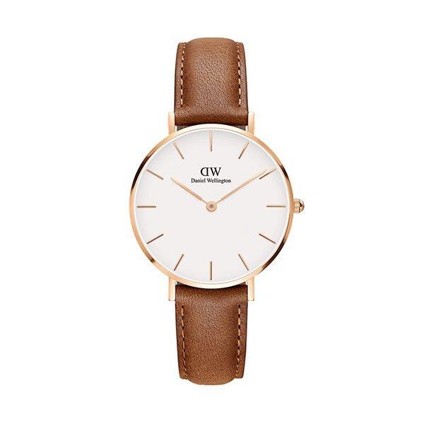 Đồng hồ DW nữ Classic Petite Durham White Rose Gold