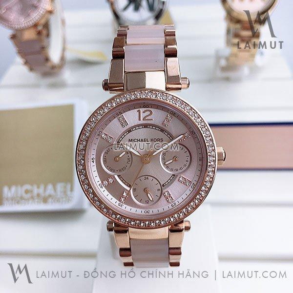 Đồng hồ Michael Kors Nữ MK6110 33mm