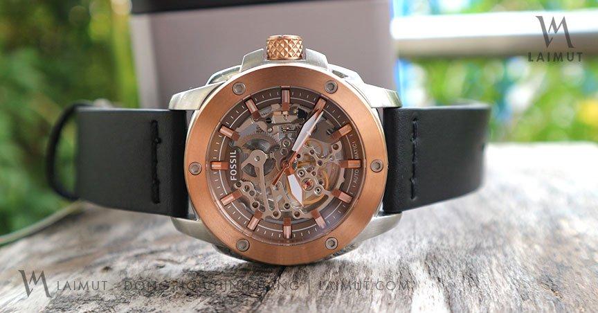 Đồng hồ cơ Fossil nam ME3082 50mm