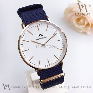 Đồng hồ cặp DW Classic Petite Cornwall & Bayswater White Rose Gold