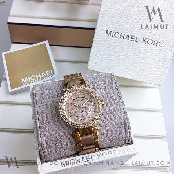 Đồng hồ Michael Kors Nữ MK6477 37mm