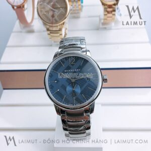 Đồng hồ Burberry nam chính hãng BU10007 40mm