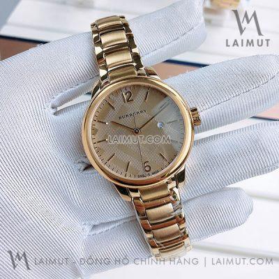 Đồng hồ Burberry nữ chính hãng BU10109 32mm