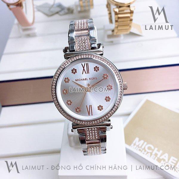Đồng hồ Michael Kors Nữ MK3880 36mm