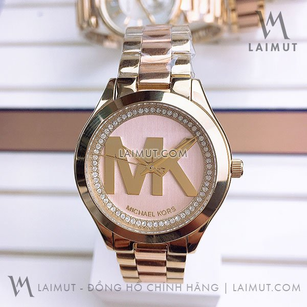 Đồng hồ Michael Kors Nữ MK3650 33mm