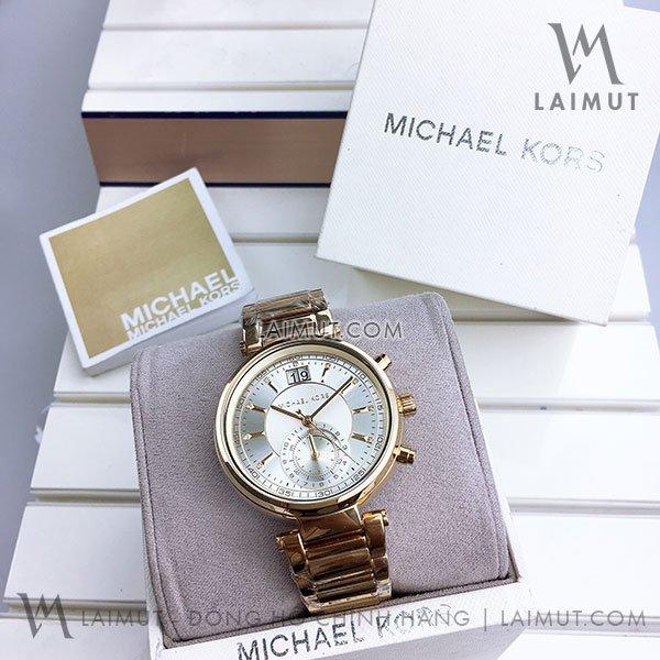 Đồng Hồ Michael Kors Nữ Chính Hãng MK6362 39mm