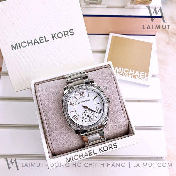 Đồng Hồ Chính Hãng Michael Kors Nữ MK6133 40mm