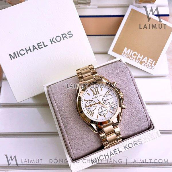 Đồng Hồ Chính Hãng Michael Kors Nữ MK6267 36mm