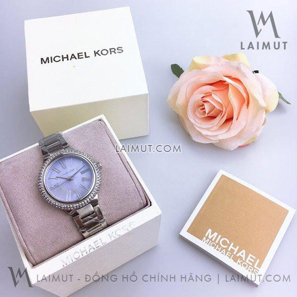 Đồng Hồ Chính Hãng Michael Kors Nữ MK6562 33mm