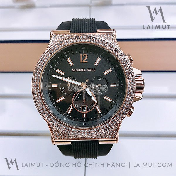 Đồng Hồ Michael Kors Nam Chính Hãng MK8557