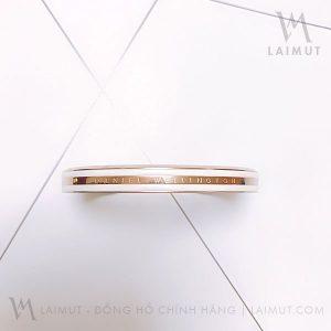 Vòng Daniel Wellington Chính Hãng Slim Bracelet DW00400069 & DW00400067