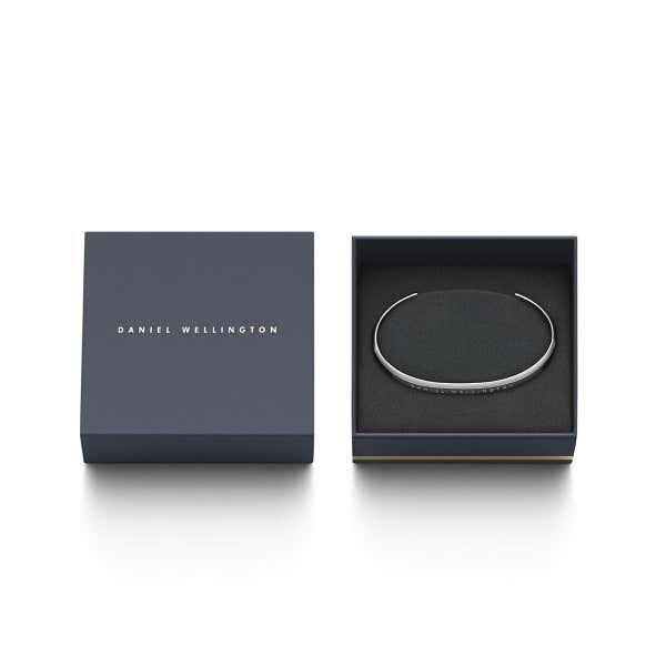 Vòng Tay DW Chính Hãng Nam Nữ Classic Bracelet Silver L DW00400002