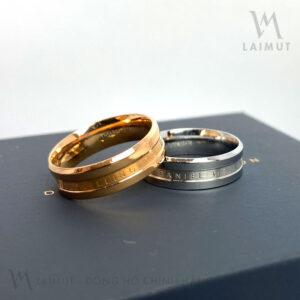 Nhẫn DW Chính Hãng Daniel Wellington Elan Ring Nam Nữ